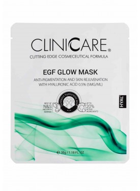 Masque Cliniccare Glow Mask Beverley Suisse