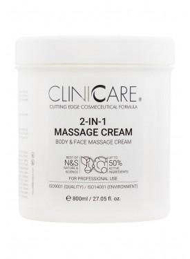 ClinicCare 2in1 Massage Cream