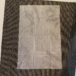 Lingettes Cryolipolyse (S) 28x28 cm Beverley Wellness