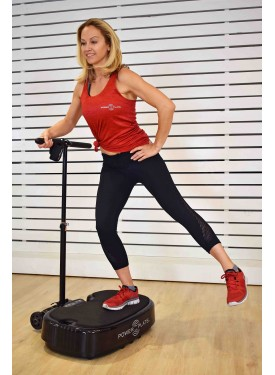Colonne Appui Power Plate Compacte / Mobile Wellness Beverley